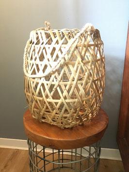 Windlicht Bamboo