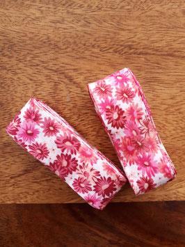 Schrägband - 3m am Stück - Blumenwiese