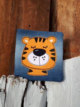 Minibuchhülle Tiger