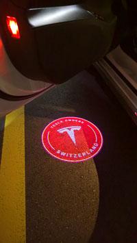 LED-Ausstiegsleuchte mit STOC-Logo (2 Stück)