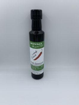 Chili Gewürzöl 0,25 L - Öle Kovacs
