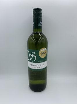 """""""Sanfeld"""" grüner Veltliner DAC Weinviertel 0,75 l Gold -                          Ackerbau & Weingut Seidl"""