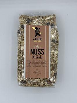 Bio-Nuss-Müsli 500g - Zagler Bio GmbH