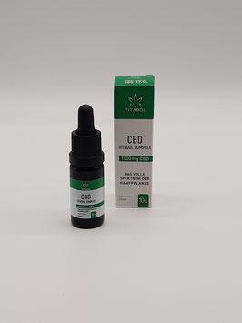 Vitadol Complex - 10% Vollspektrum-Öl