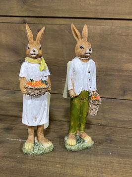 Clayre & Eef Hasenpaar