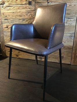 Mellow Stuhl mit Armlehnen