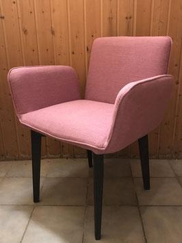 Stuhl rosa