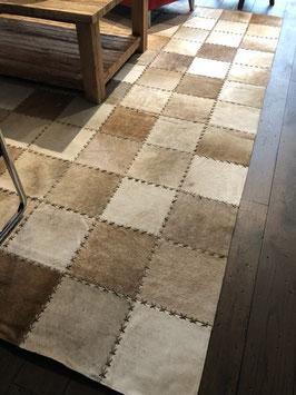 Teppich Fell Texas Mosaik
