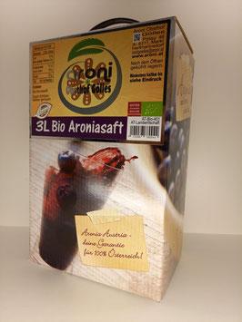 Bio Aroniasaft 3l