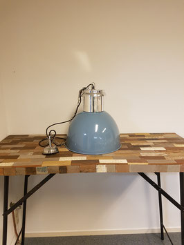 Lamp Pole to Pole Industrieel M Iron Blue