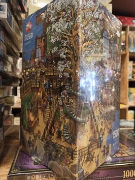Puzzle 1500 Pièces Librairy