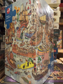 Puzzle 1500 Pièces Regatta