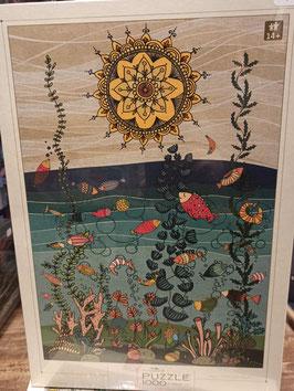 Puzzle 1000 Pièces Nature Fish