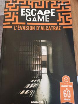 ESCAPE GAME : L'EVASION D'ALCATRAZ