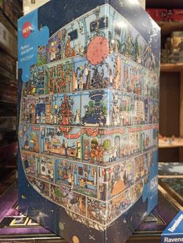 Puzzle 1500 Pièces Spaceship