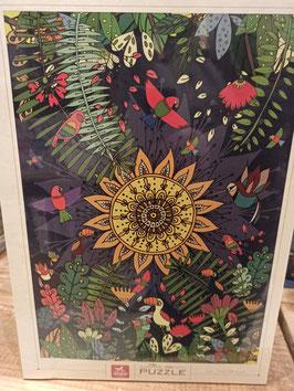 Puzzle 1000 Pièces Nature - Tropical