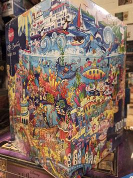 Puzzle 1000 Pièces Magic Sea