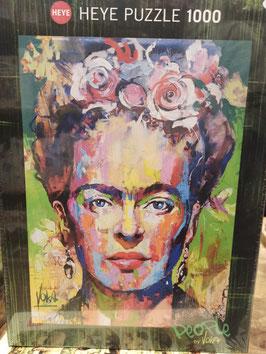 Puzzle 1000 Pièces Voka - Frida