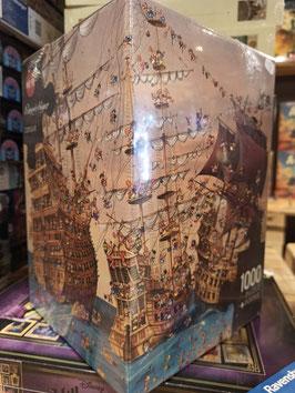 Puzzle 1000 Pièces Corsair