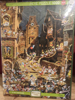 Puzzle By Night