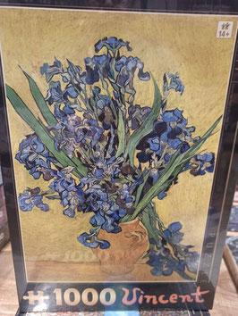 Puzzle 1000 Pièces Van Gogh - Iris