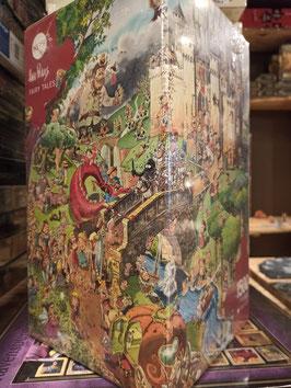 Puzzle 1500 Pièces Fairy Tales