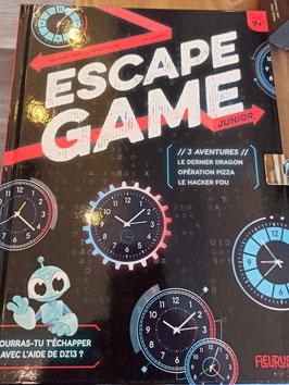 ESCAPE GAME JUNIOR 3 AVENTURES
