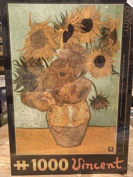 Puzzle 1000 Pièces Van Gogh - Tournesols