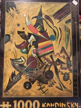 Puzzle 1000 Pièces Kandinsky - Points