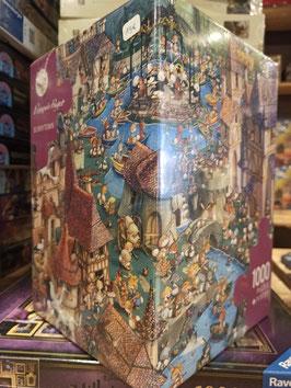 Puzzle 1000 Pièces Bunny Town