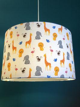 Leuchtenschirm Wild Animals
