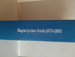 Hagen Lycker Brief Nr. 33-40
