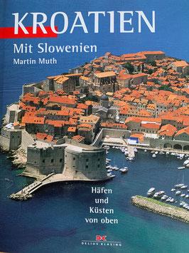 Kroatien Häfen und Küsten von oben