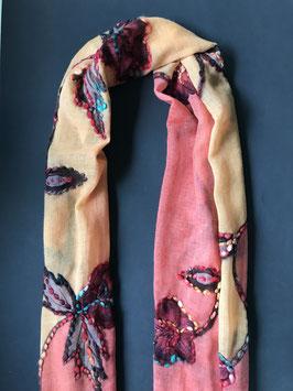 Sjaal 100% wol