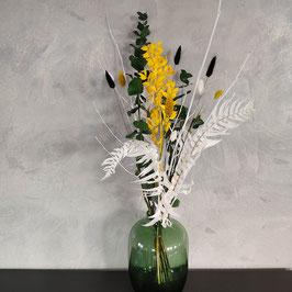 Trockenblumen strauß Sonnenschein
