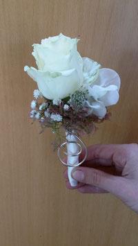 Anstecker für Bräutigam