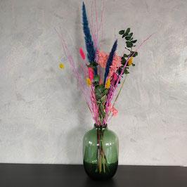 Trockenblumen strauß Crazy Colour