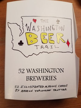 Washington Beer Trail (PRE ORDER ! -- ships on 12/17)