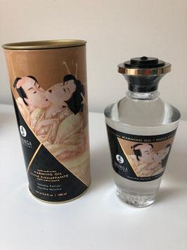 "Körperöl ""Vanille"""