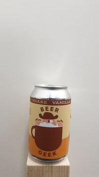 Beer Geek Vanilla Maple Shake