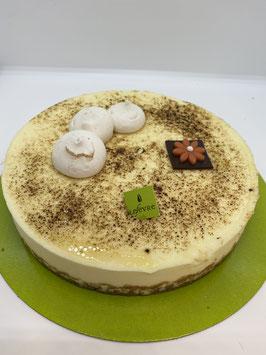 sablé breton cheesecake spéculoos