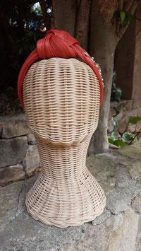 Diadema turbante
