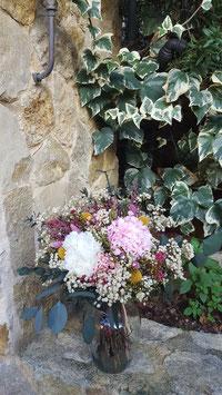 Ramo bouquet Novia 06