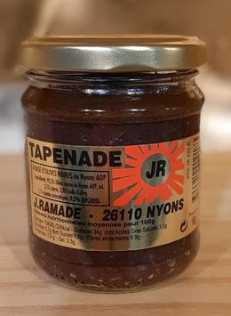 Tapenade noire AOP de Nyons 180 gr