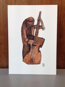 """Druck """"Bass"""""""