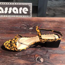 vicenza heels leopard