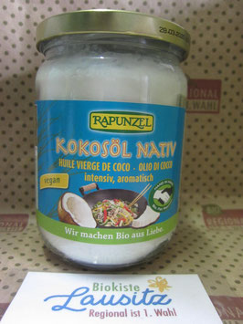 Rapunzel Bio Kokosöl nativ 400g