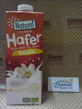 Natumi Bio Hafer Vanilla 1l