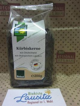 Bio Kürbiskerne 200g (Bohlsener Mühle)