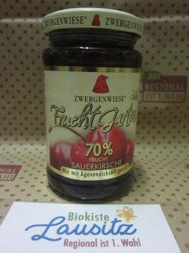 Zwergenwiese Fruchtgarten Bio Sauerkirsche 225g